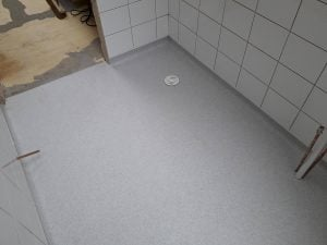 Shower Room Flooring Cardiff