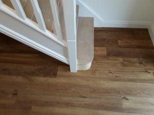 Karndean Vinyl wood fitters Cardiff