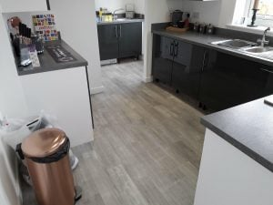 Moduleo Fitting Fitters Cardiff