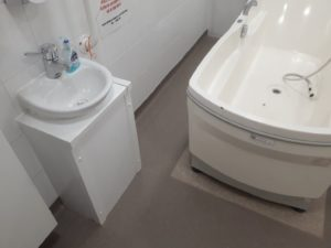 wet room flooring