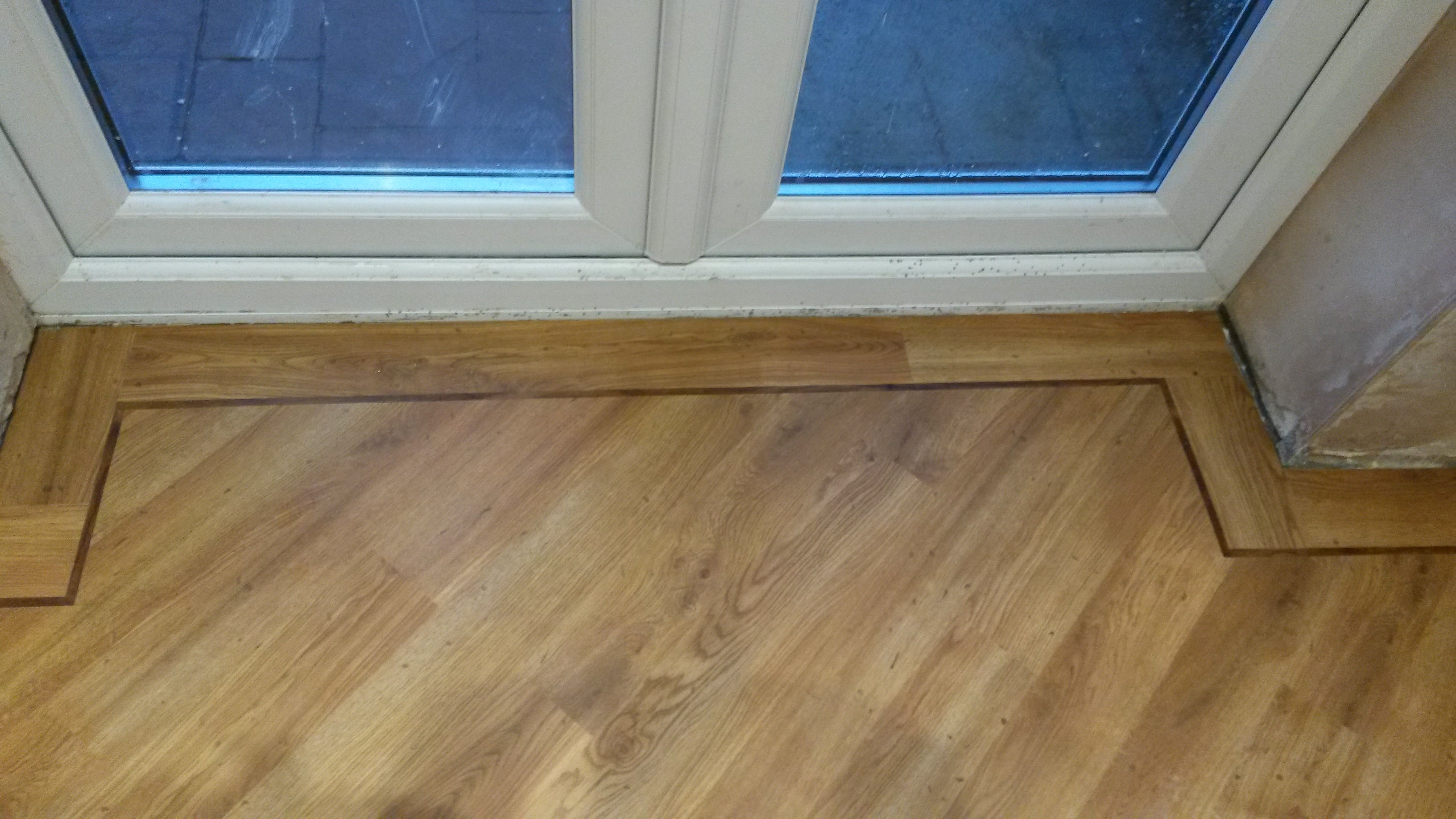 Luxury Vinyl Tiles Fitted By One Step Ahead Flooring Cardiff